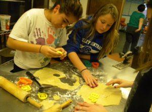 Christmas Camp bakery